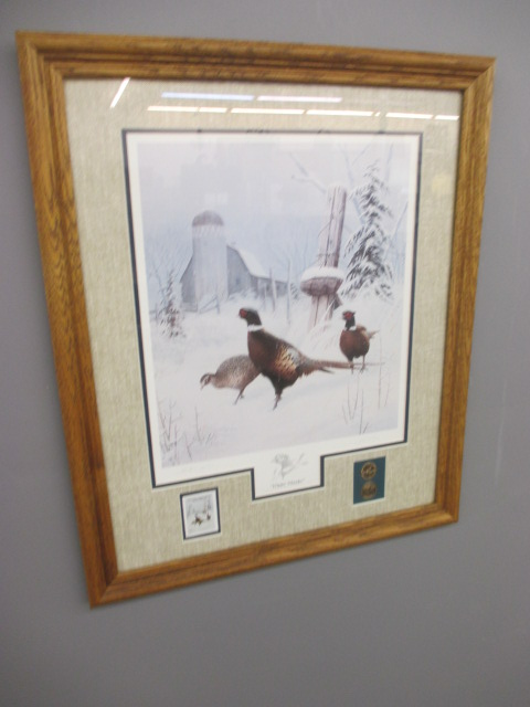 Collectible Print by Leo Stands