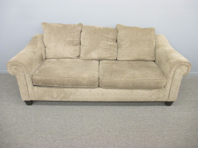 American Furniture Tan Sofa