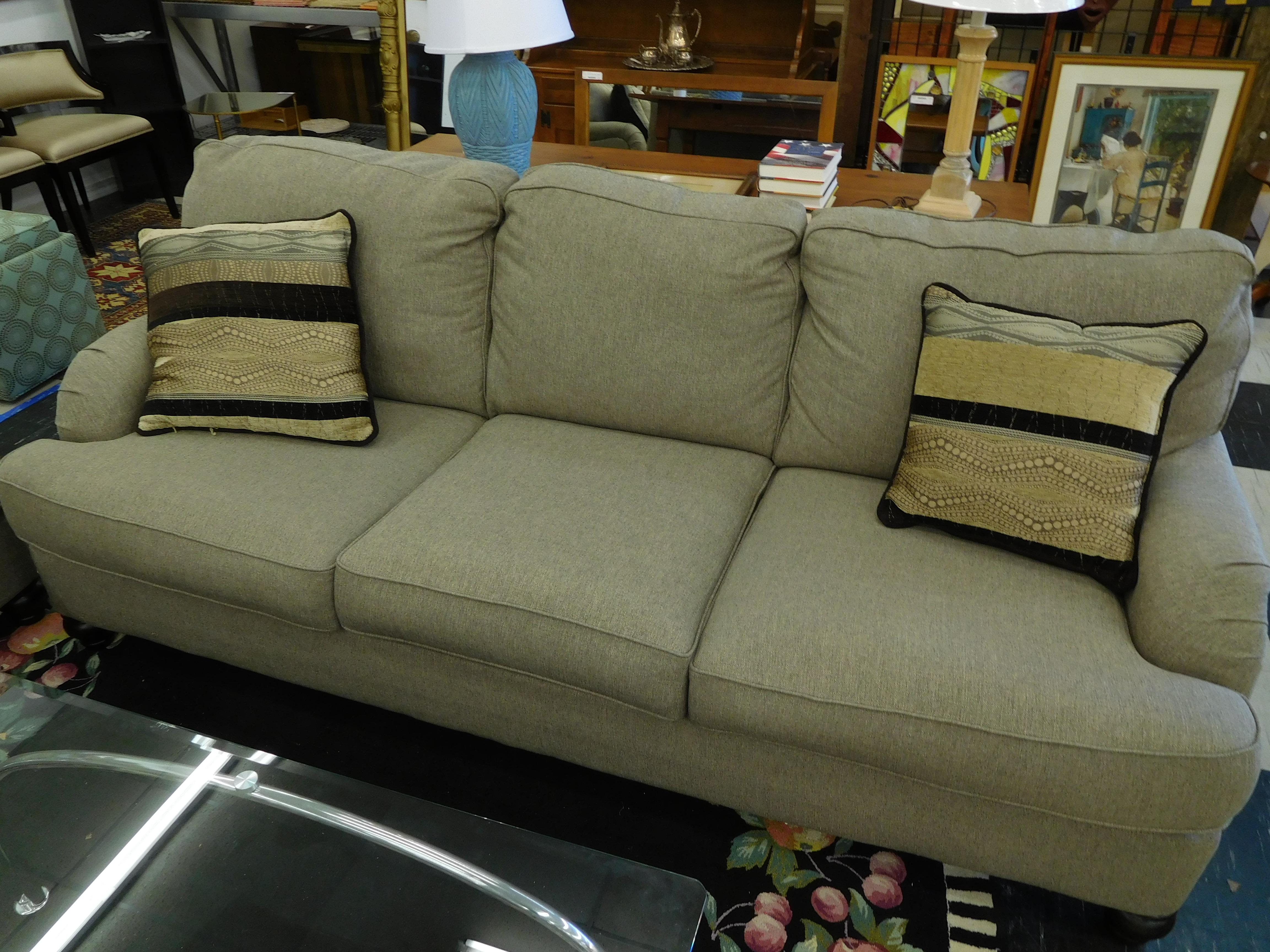 Grey Ashley's Sofa