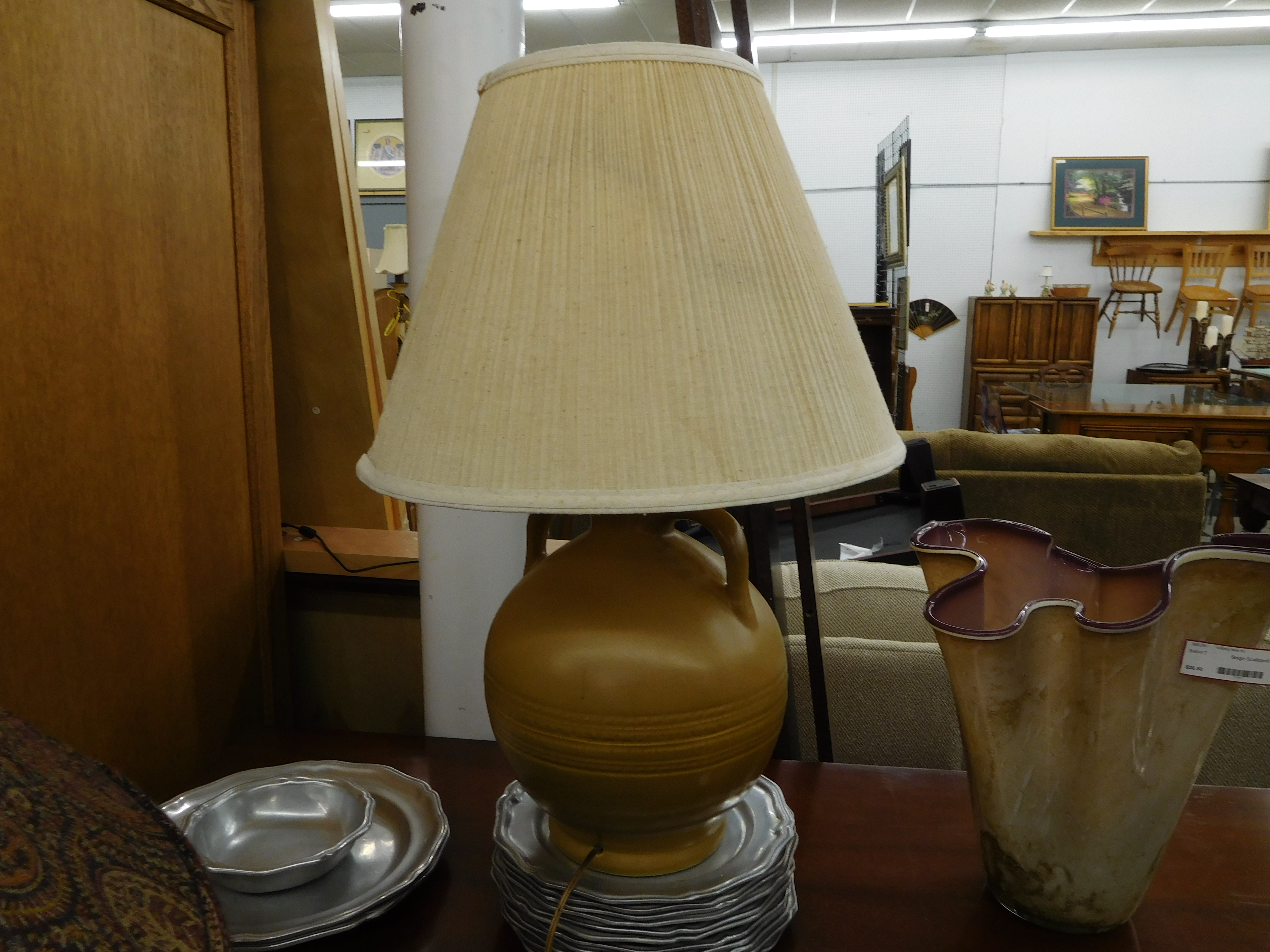 Ethan Allen Table Lamp with