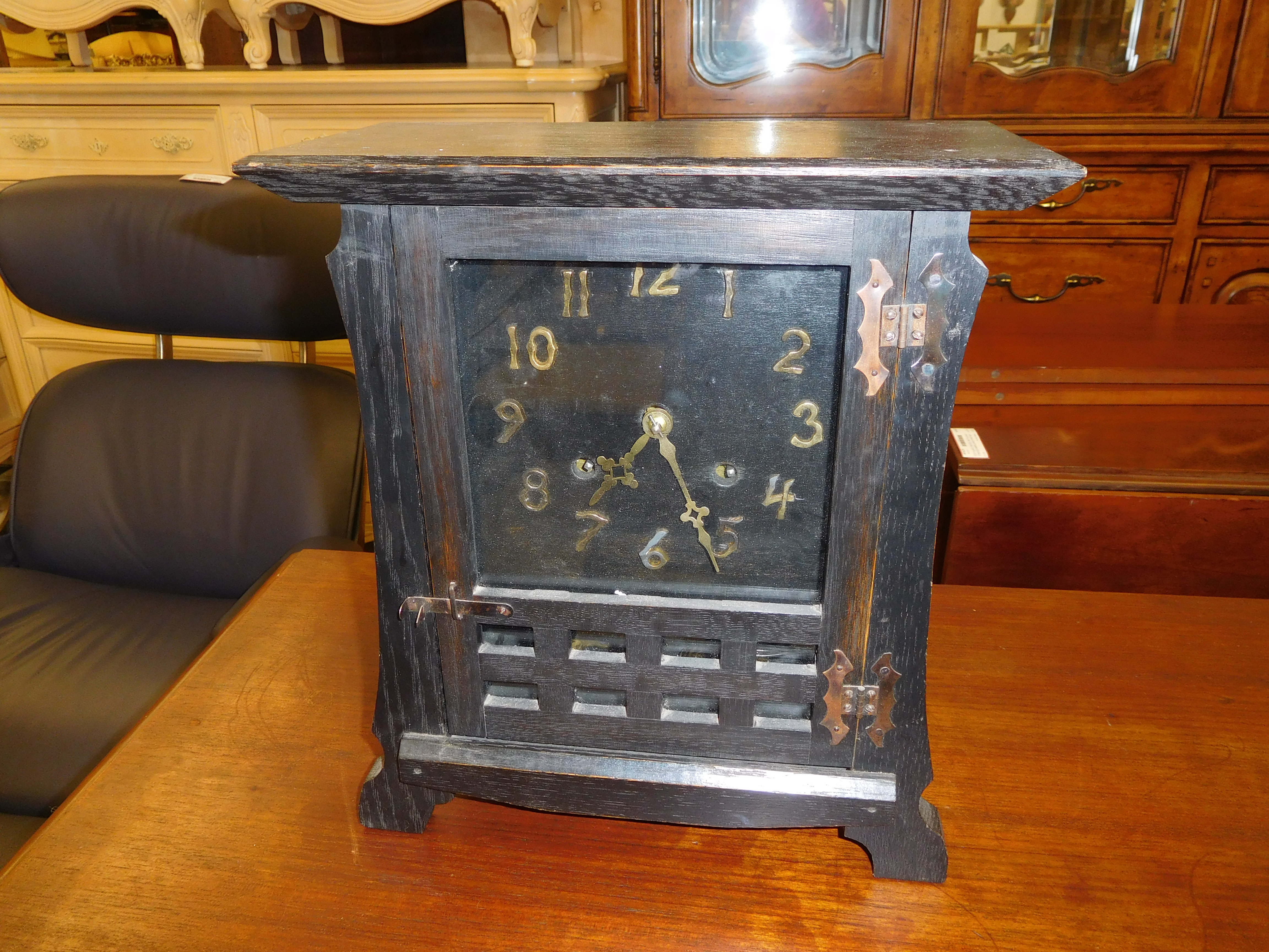 Antique Tabletop Chime Clock