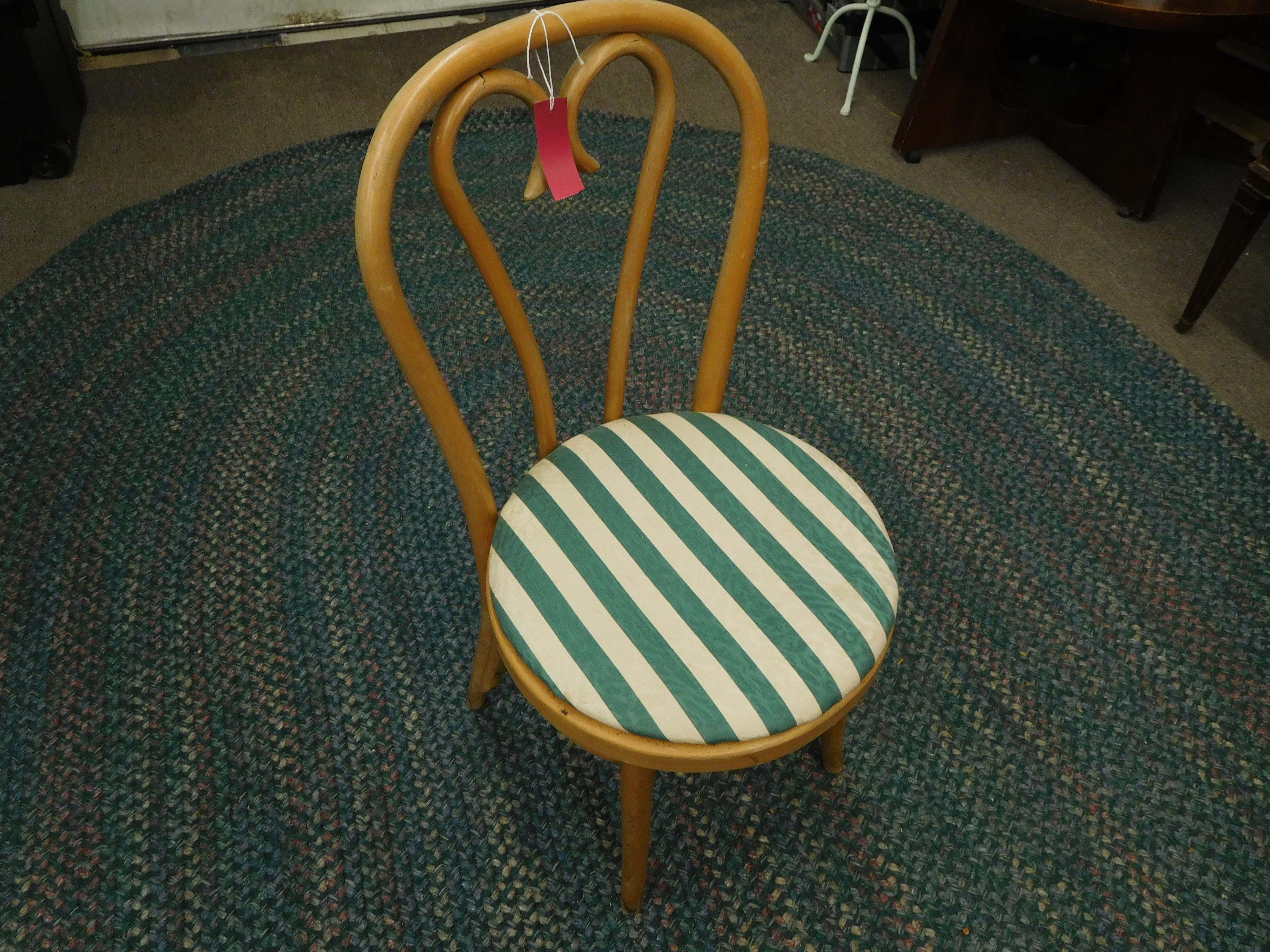 Vintage Thonet Bentwood Bistro / Ice Cream Parlor Chair