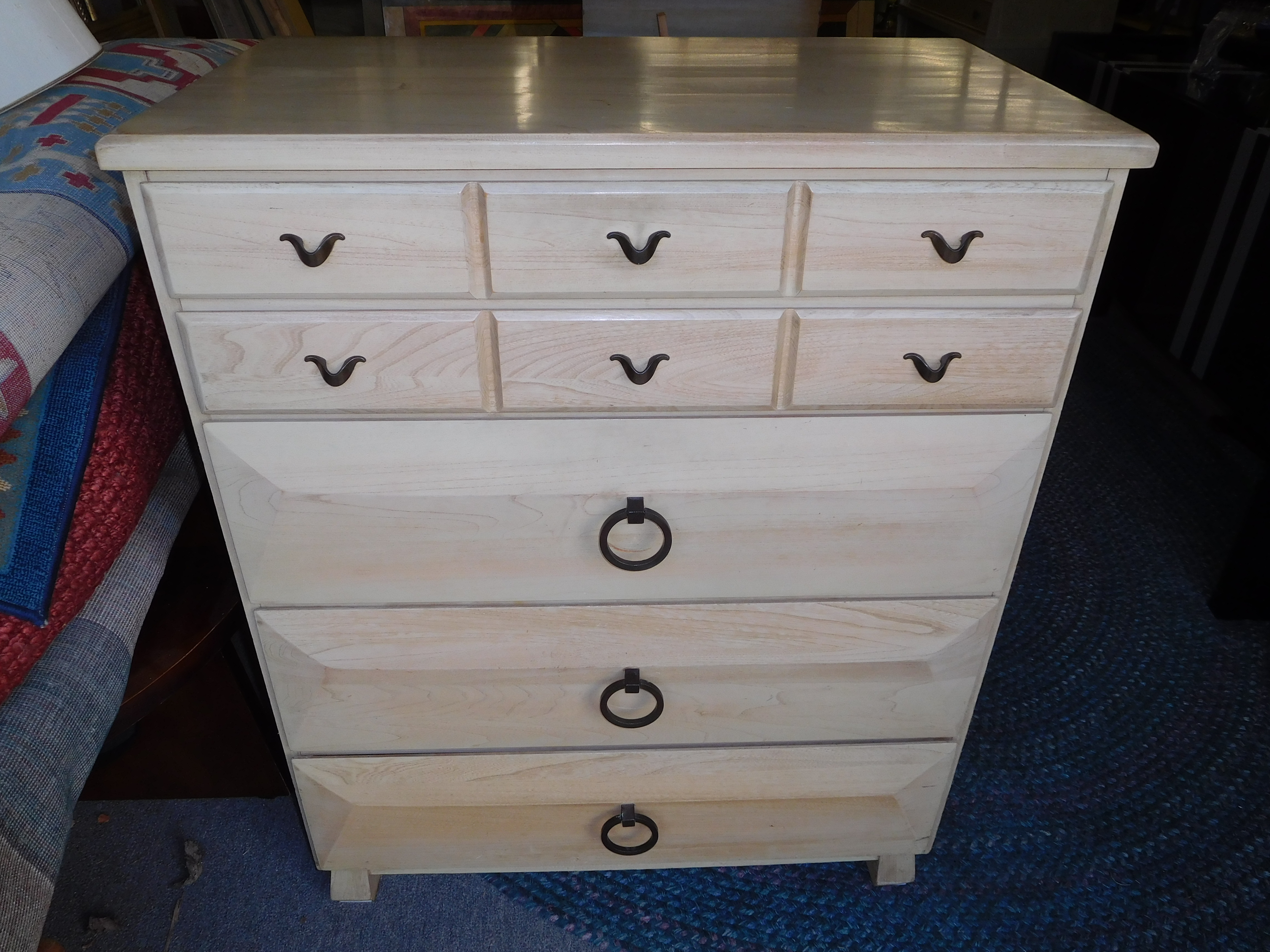 Mid Century Chest of Drawers by Forest Furniture