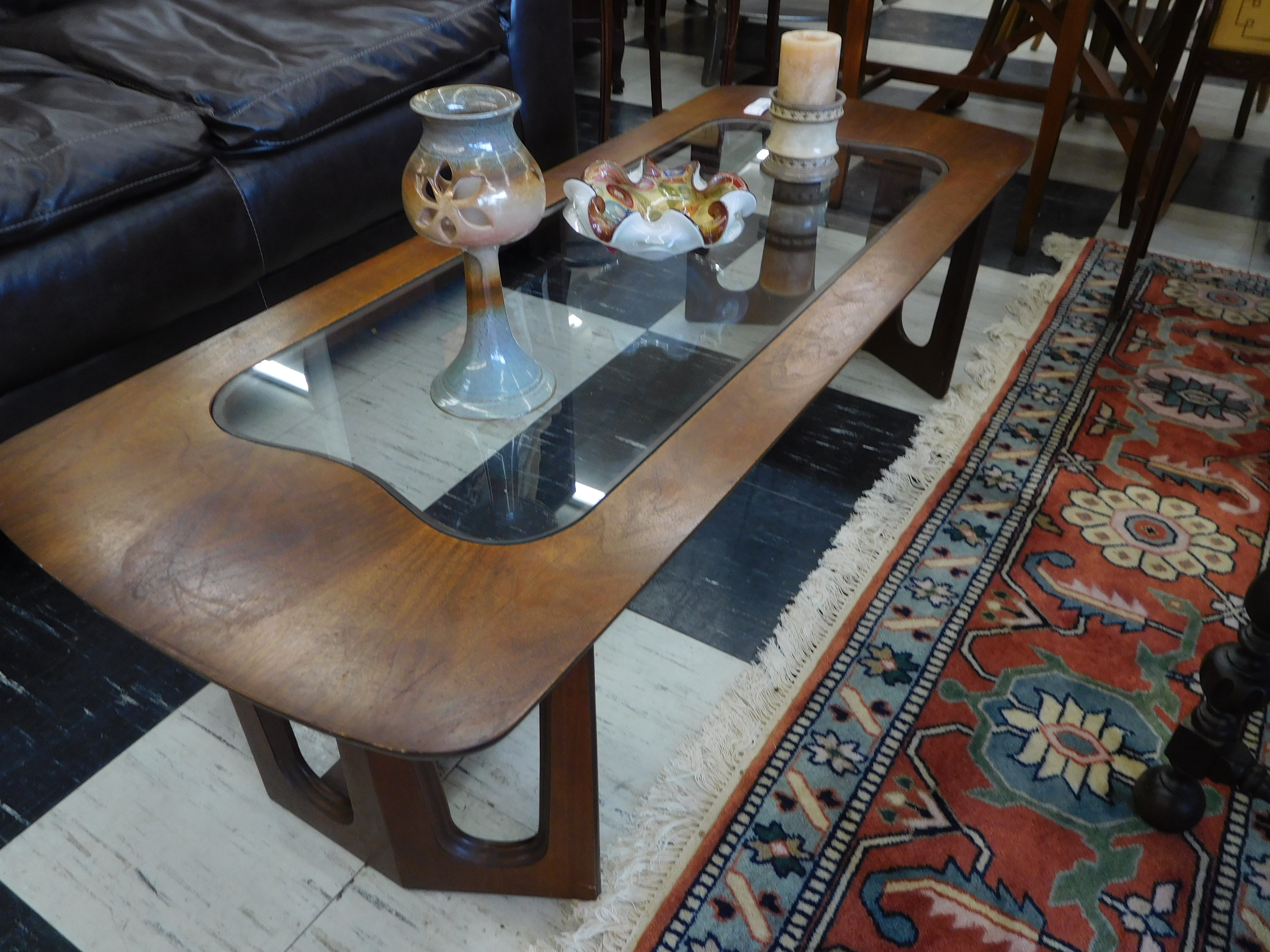 Mid century Broyhill Brasilia Coffee Table