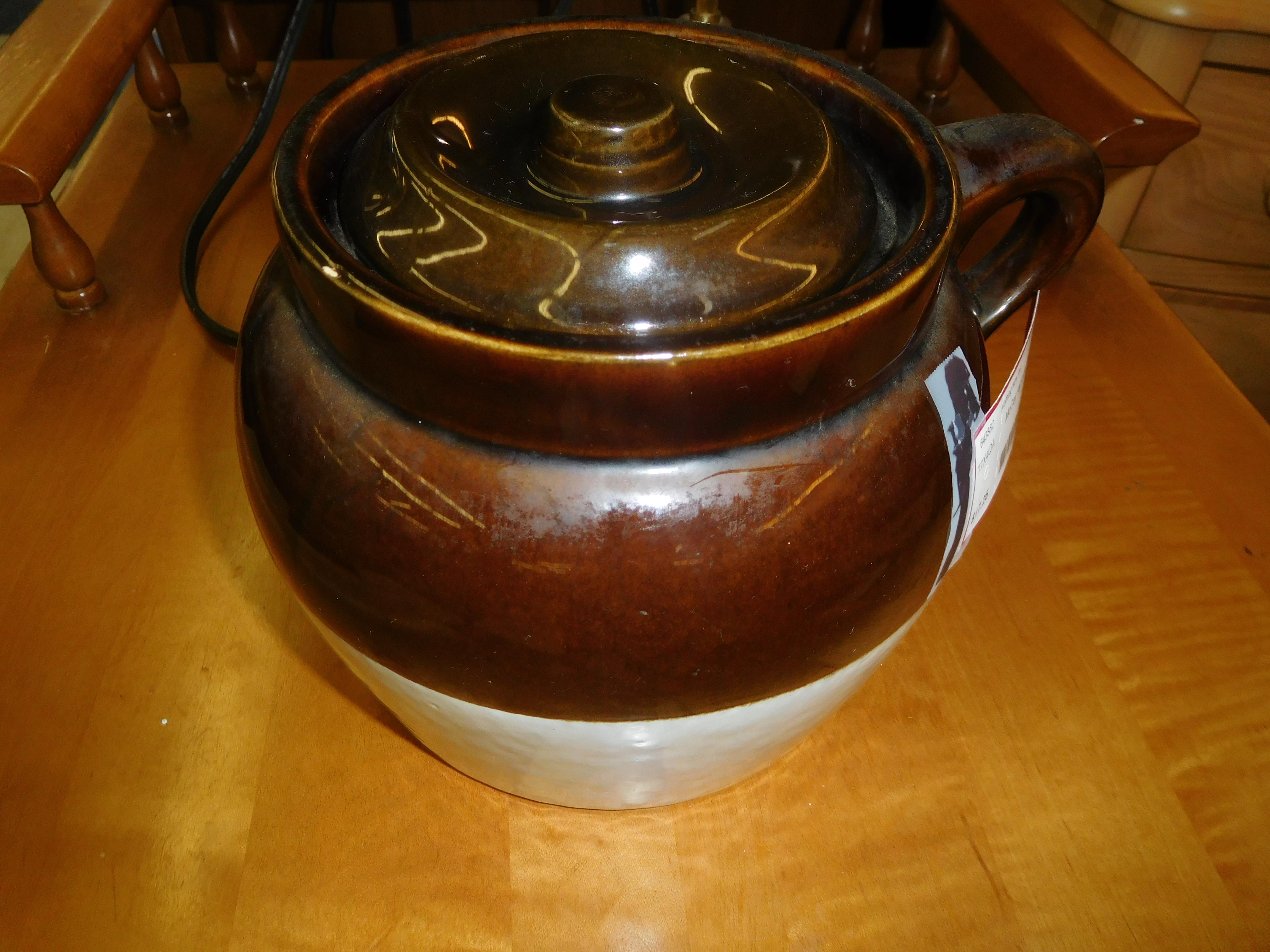 McCoy Reproduction Pottery - Bean Pot