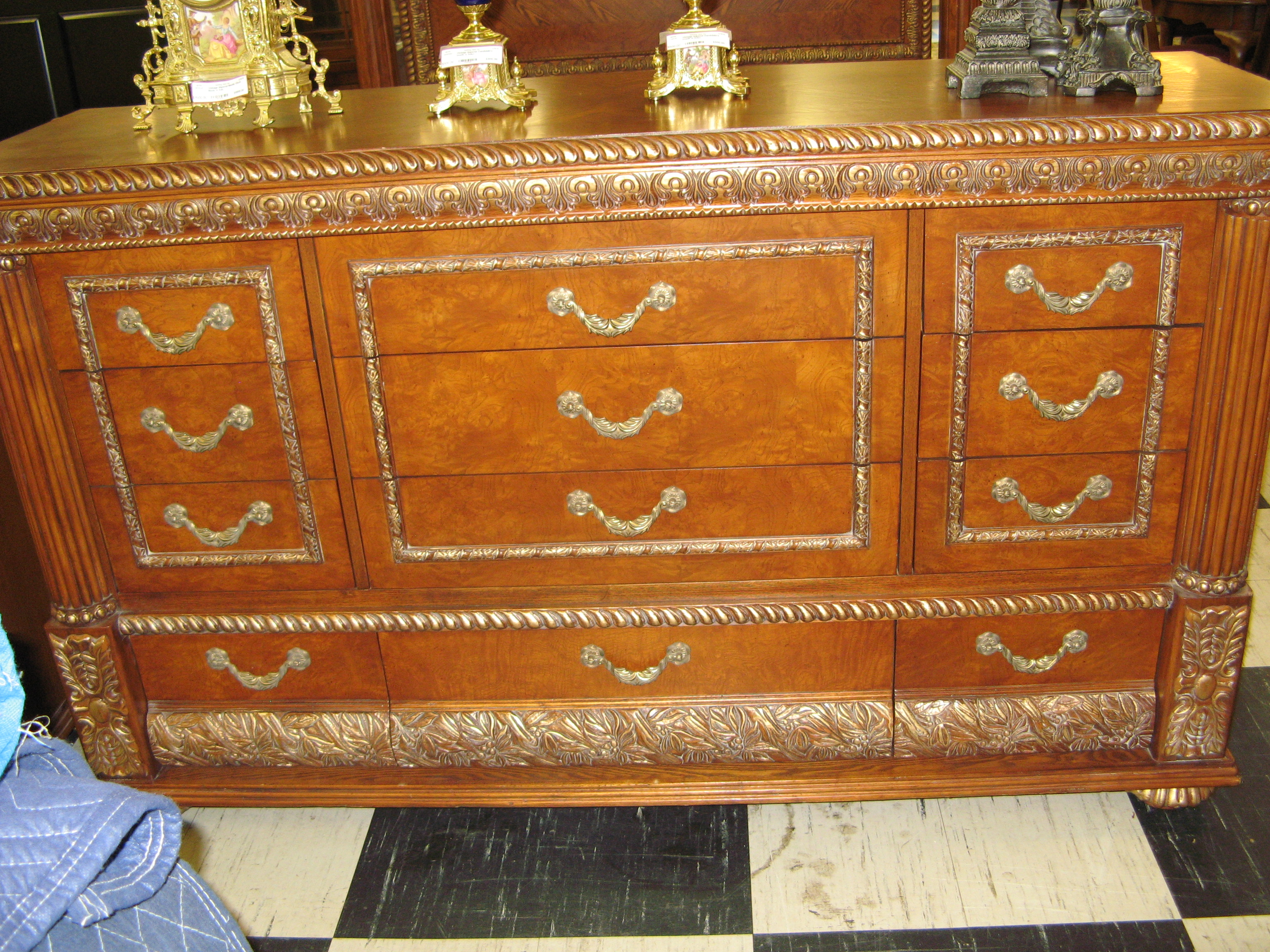 Orleans International Dresser, Italian Imperial Style