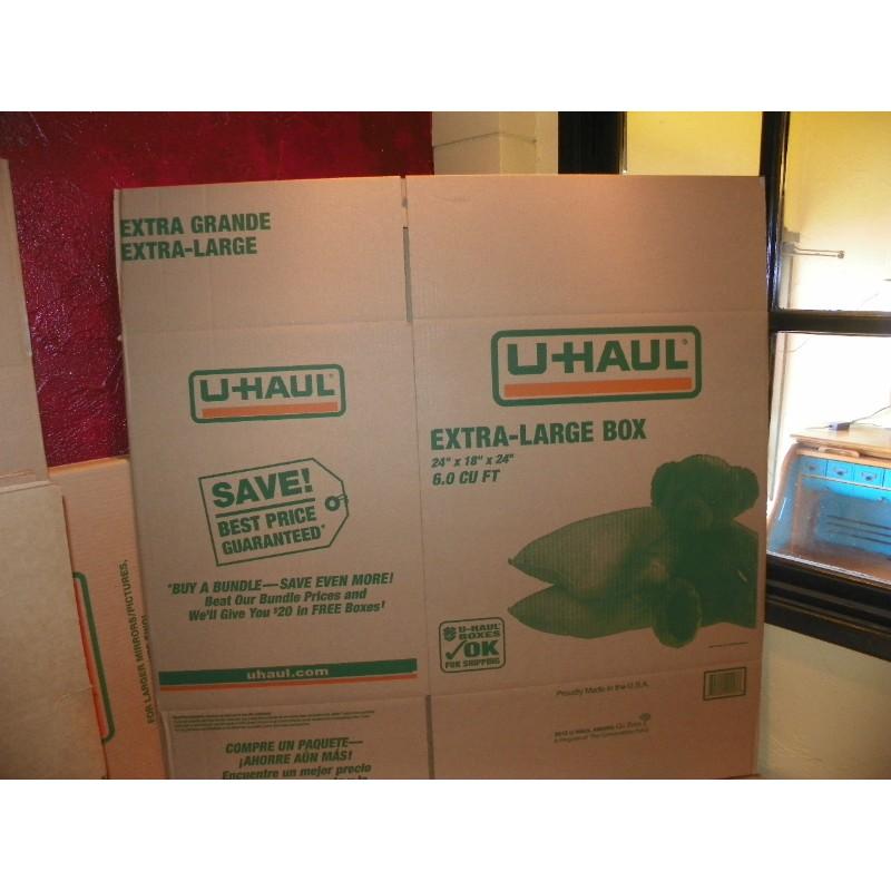 West Coast Resale :: Moving Supplies