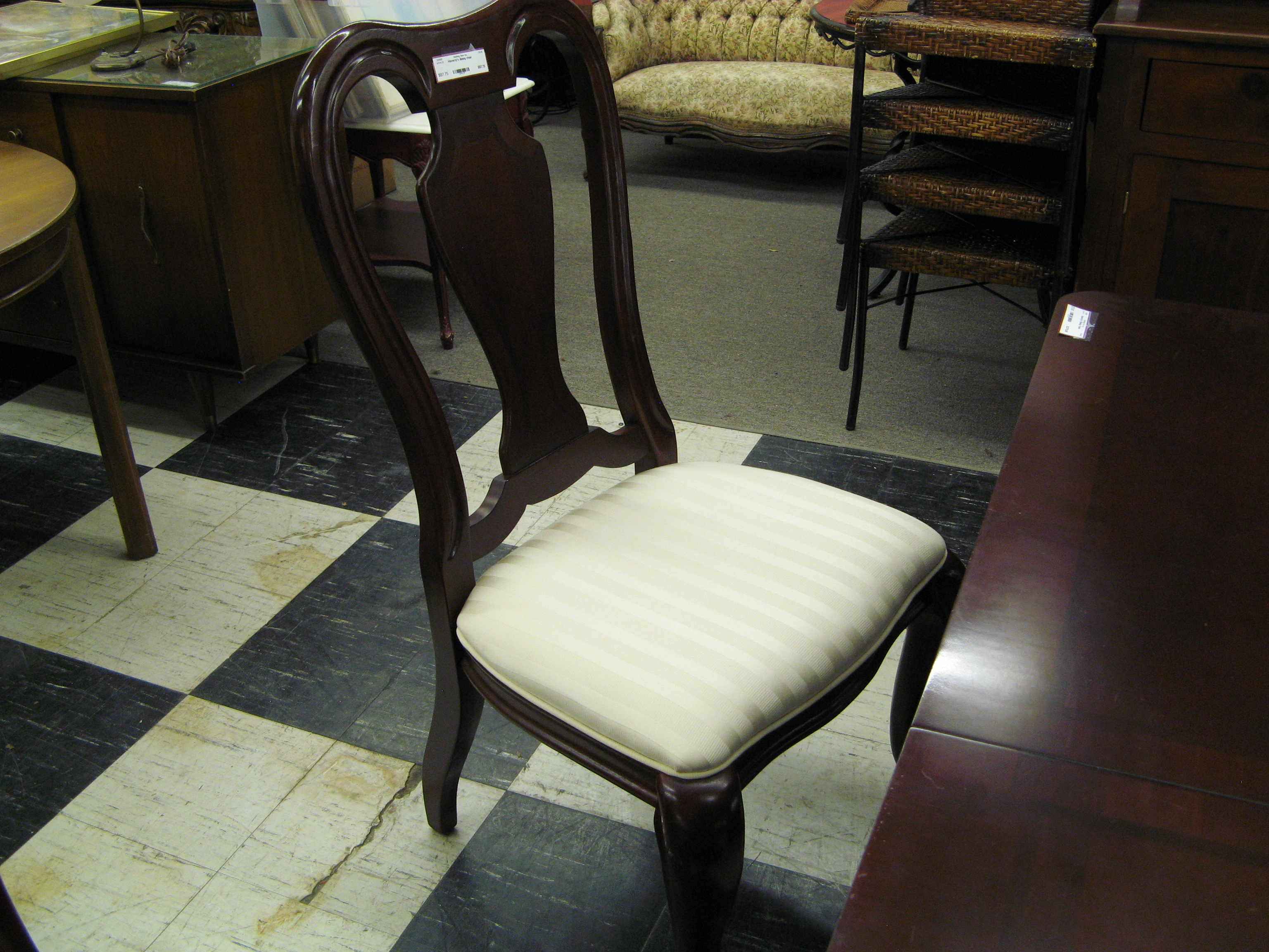 Havertys Dining Chair