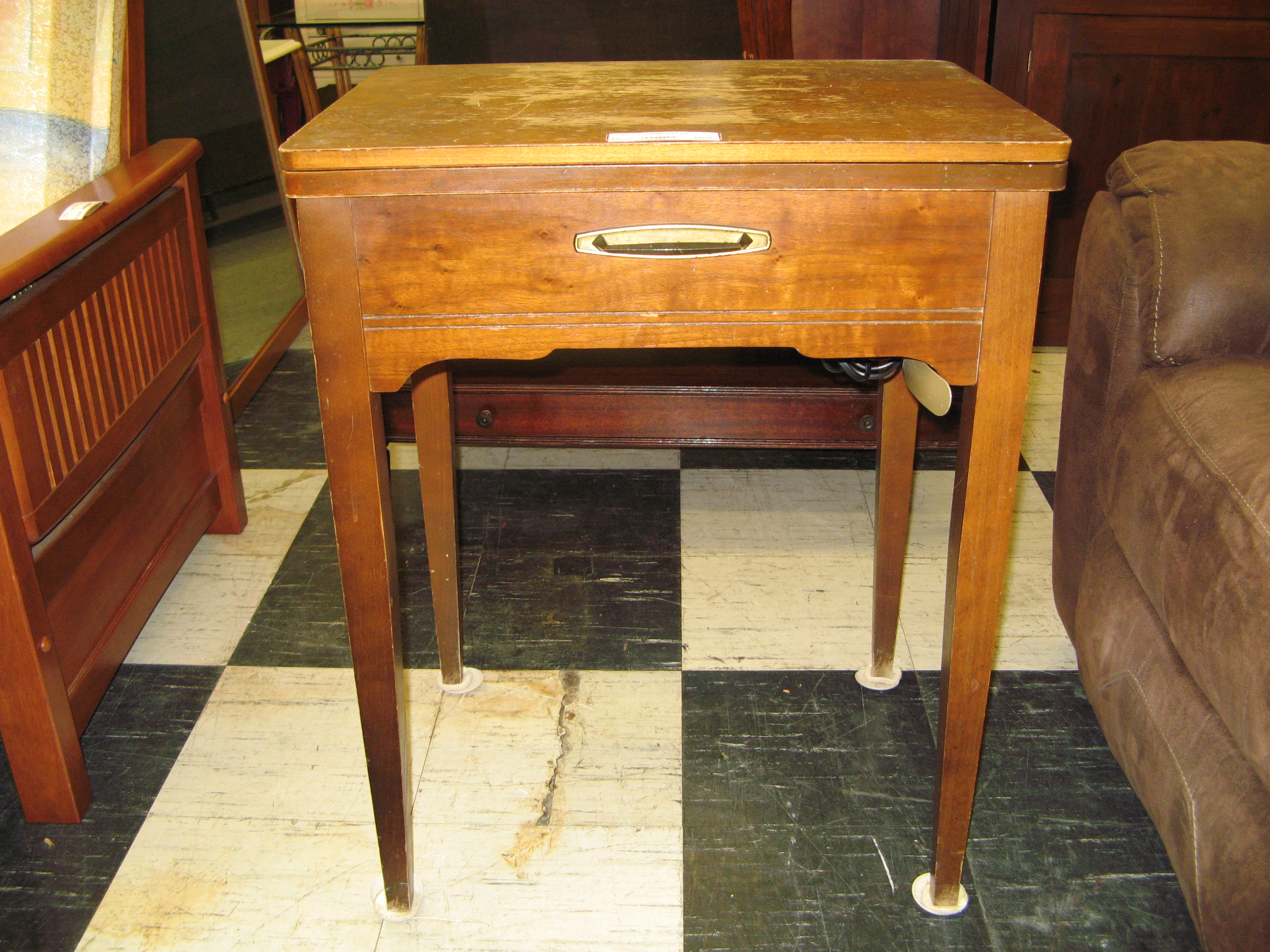 Sewing Machine Table without Sewing Machine